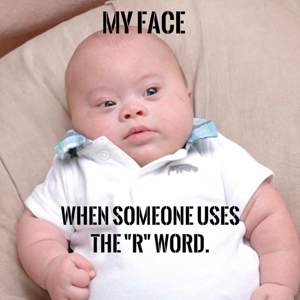 Confessions of a Rockin mom #7:  Fear of the R-word